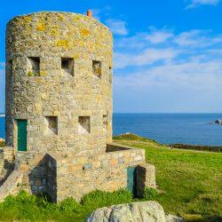 Martello Tower Guernsey