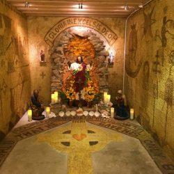 The Shrine of the Sacred Heart